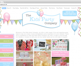 Home - The Kids Party Company