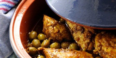 Chicken Tagine (l)