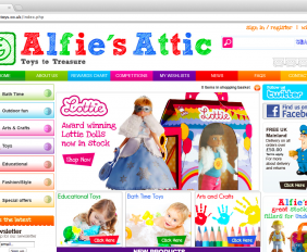 Alfies attic toys