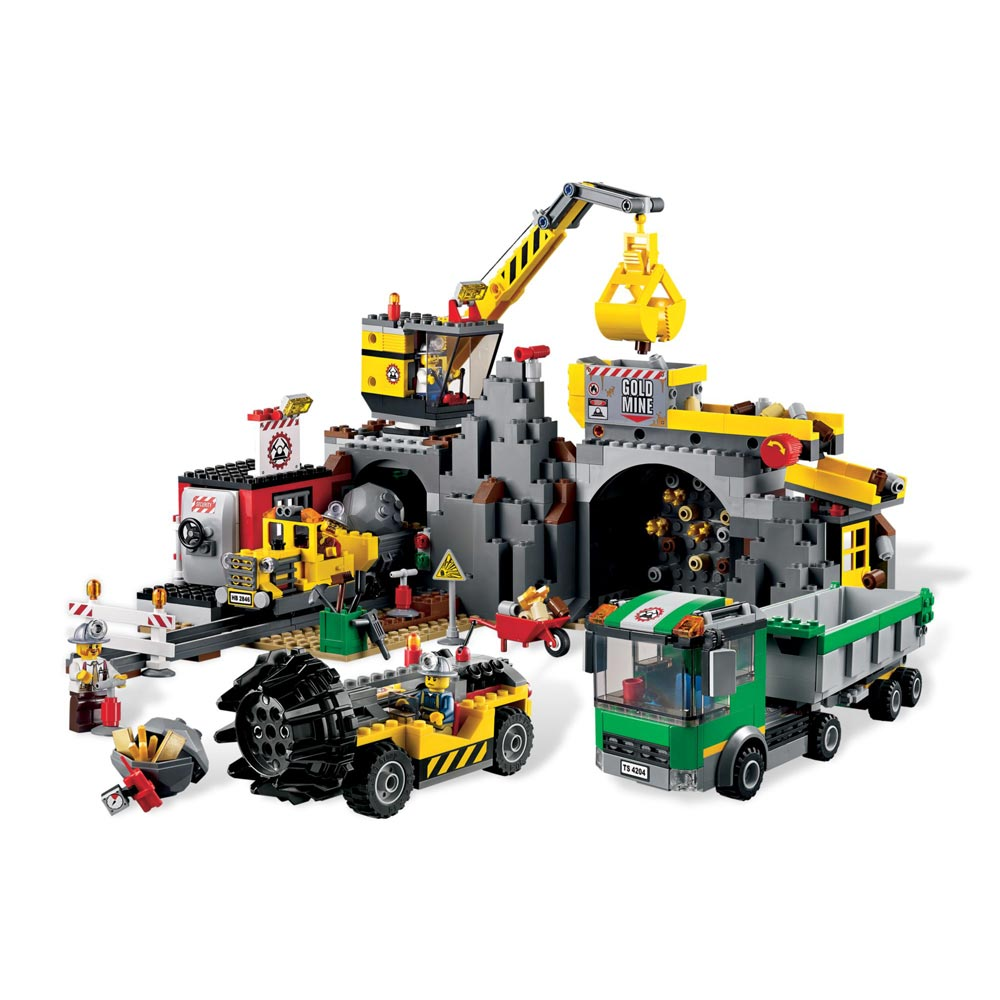 lego city mine loved by parents parenting news pregnancy advice news reviews and. Black Bedroom Furniture Sets. Home Design Ideas
