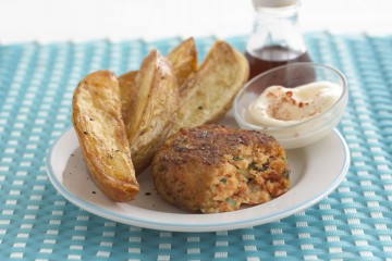 Cod and Salmon Fishcakes Hres