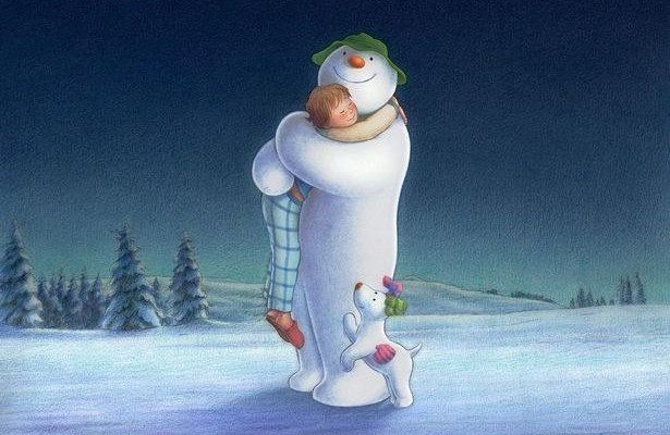 CHANNEL 4- The Snowman and The Snowdog-1262706