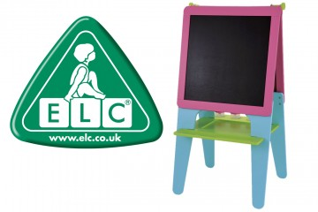 elc easel loved by parents