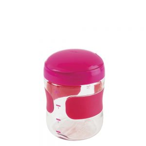 6129600_Large Flip-Top Snack Cup_pink