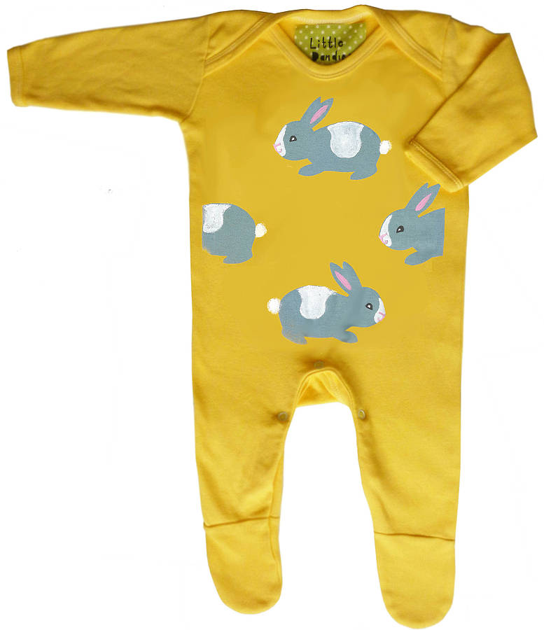 original_hand-printed-rabbit-easter-baby-grow