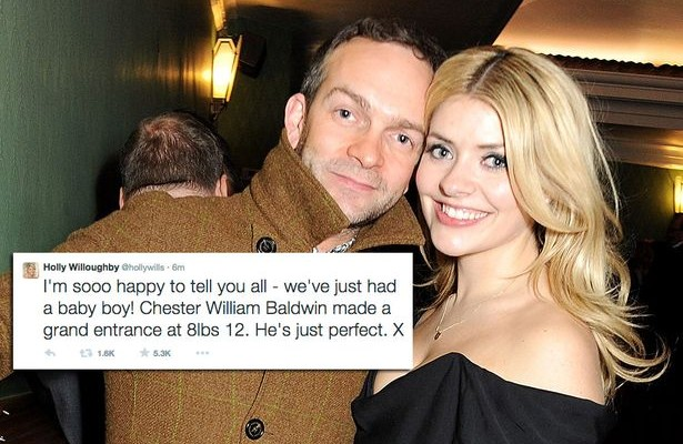 Holly-Willoughby-announces-birth-of-her-son-Chester-William-on-twitter