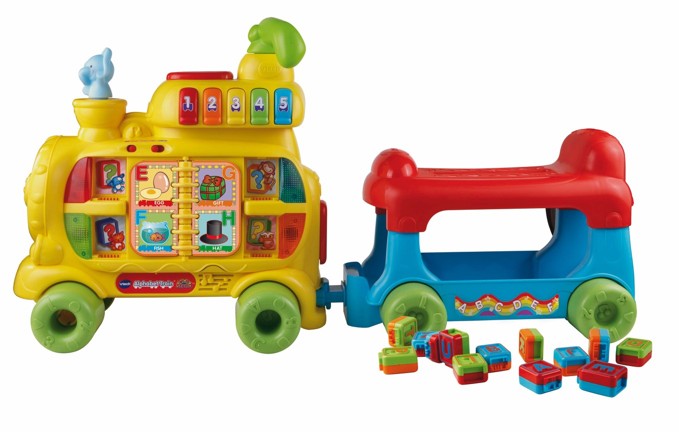Vtech Alphabet Train Loved By Parents Parenting News