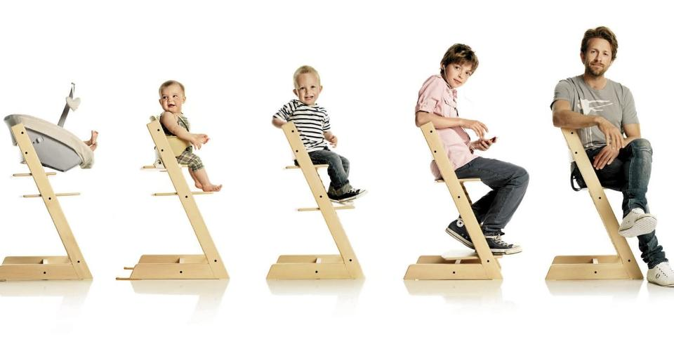 stokke tripp trapp loved by parents parenting news. Black Bedroom Furniture Sets. Home Design Ideas