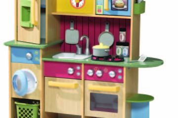 618697E5C Cookin' Creations Premium Wood Kitchen (6)