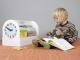 The Tidy Books Box - White - Situ reading - Low Res