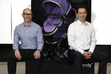 Bradley and Warren Appel, Joint CEO's of iCandy World