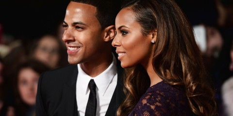 Marvin-Humes-and-Rochelle-Wiseman