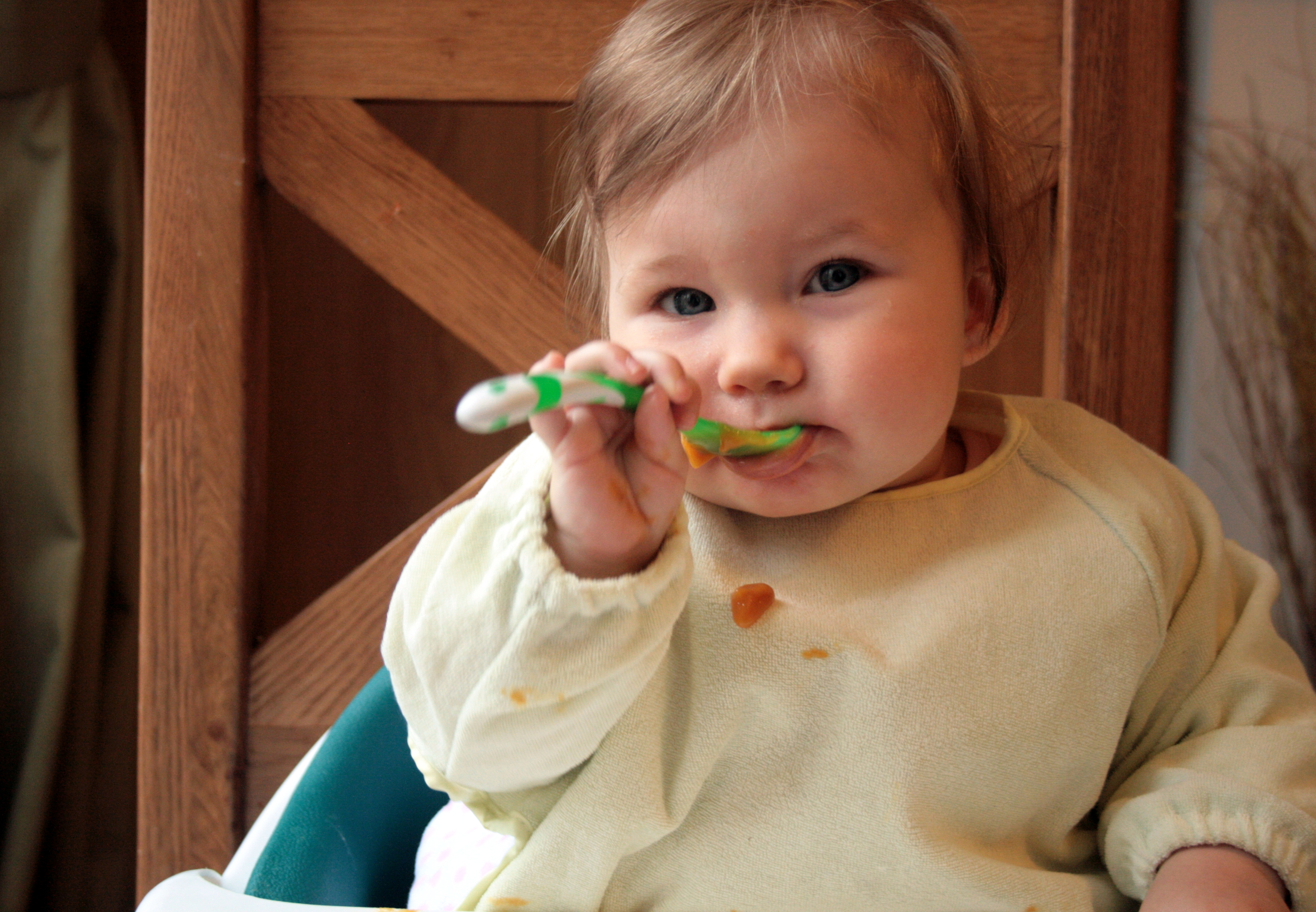 Heinz Pouches Taste Testing Loved By Parents