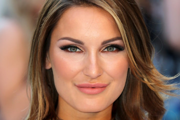 "LONDON, ENGLAND - JUNE 30:  Sam Faiers attends the European Premiere of ""Magic Mike XXL"" at Vue West End on June 30, 2015 in London, England.  (Photo by Tim P. Whitby/Getty Images)"