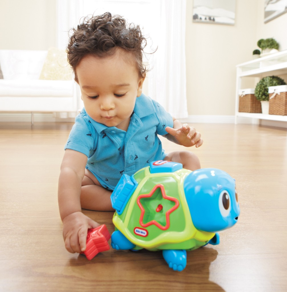 638497 - Crawl n Pop Turtle LR