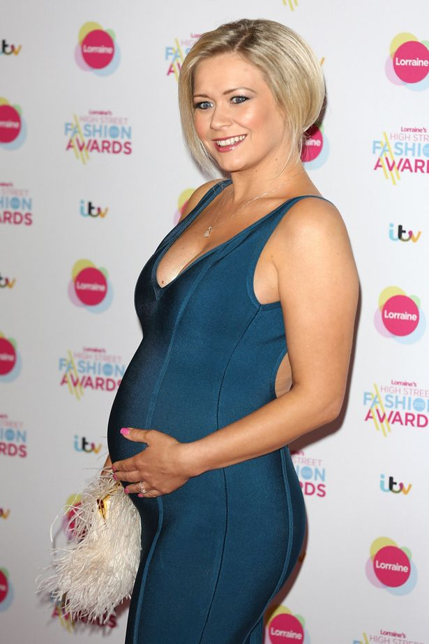 Suzanne-Shaw-attends-Lorraines-High-Street-Fashion-Awards