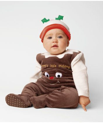 Christmas Pudding Outfit.Adorable Christmas Outfits Loved By Parents Parenting