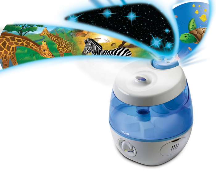 Cool mist humidifiers are are great for fighting colds