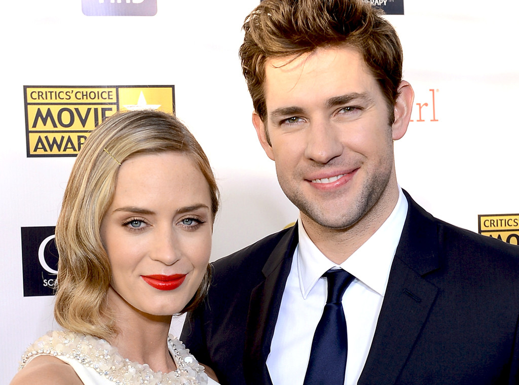 Emily Blunt Is Expecting Her Second Child With Husband