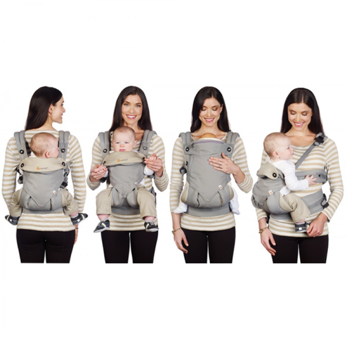 9bcbef2585a The Ergobaby 360 Carrier – Loved by Parents – Parenting News ...