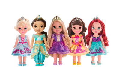 Jakks Disney Toddler Dolls