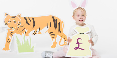 Big Toddle rabbit fundraising