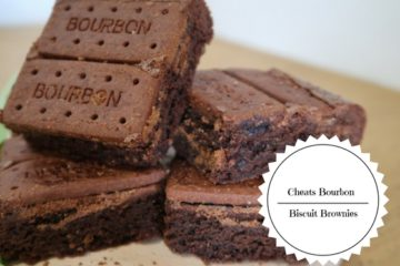 Cheats Bourbon Biscuit