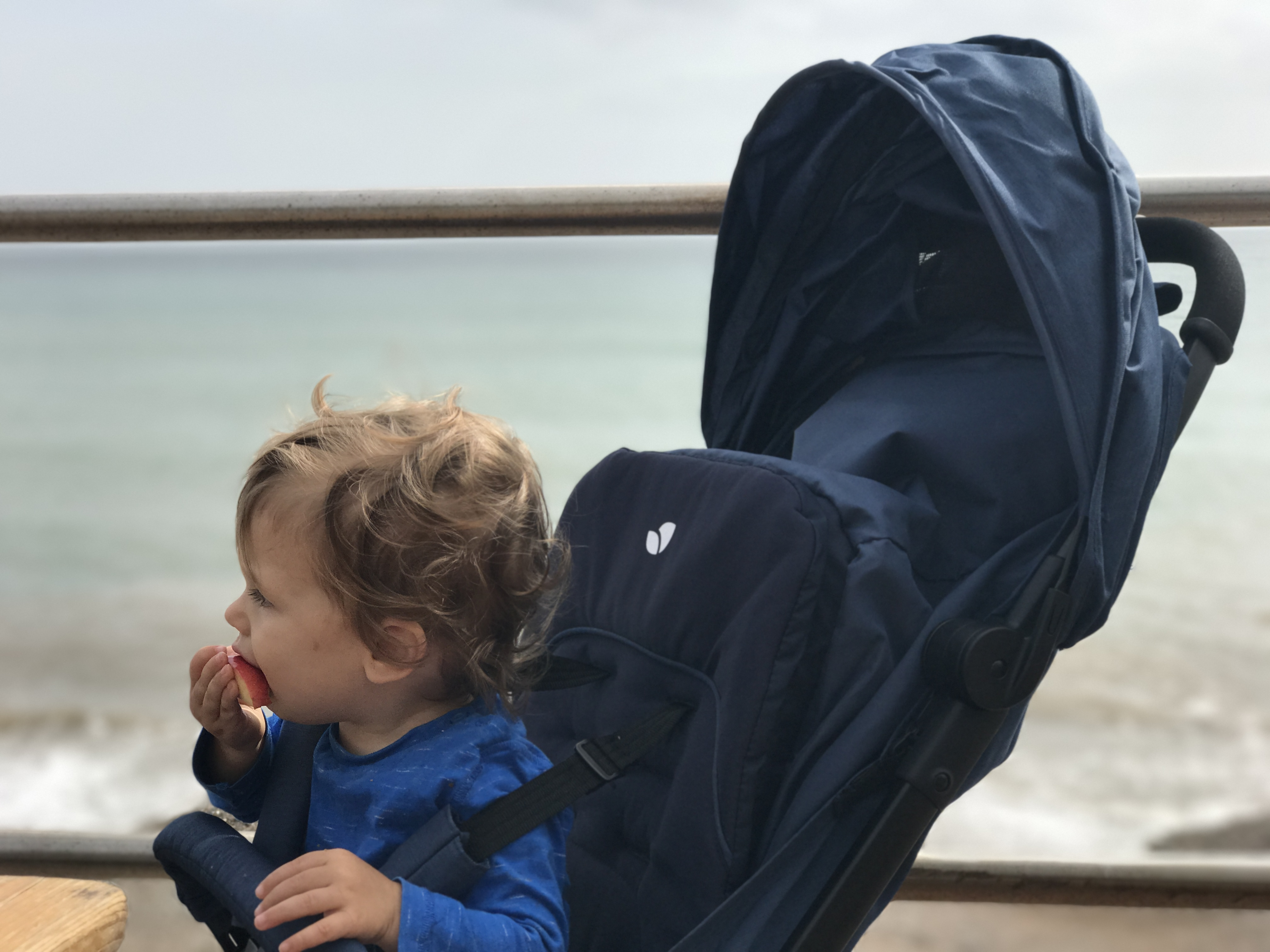joie pact stroller review